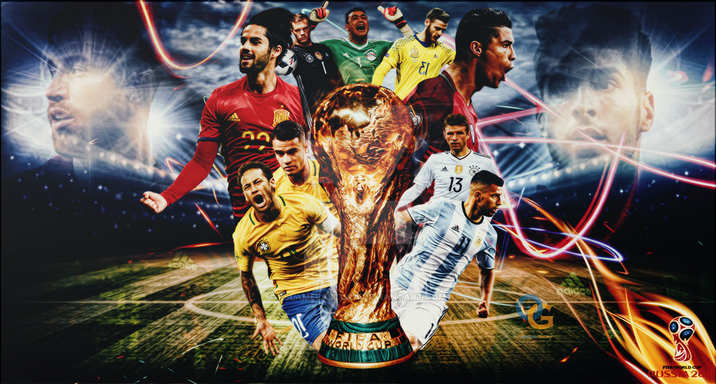 f8c15a15180 Every 4 years the FIFA World Cup brings us the best players and young  players on show. Some of them shine bright under the bright lights, some  disappear.